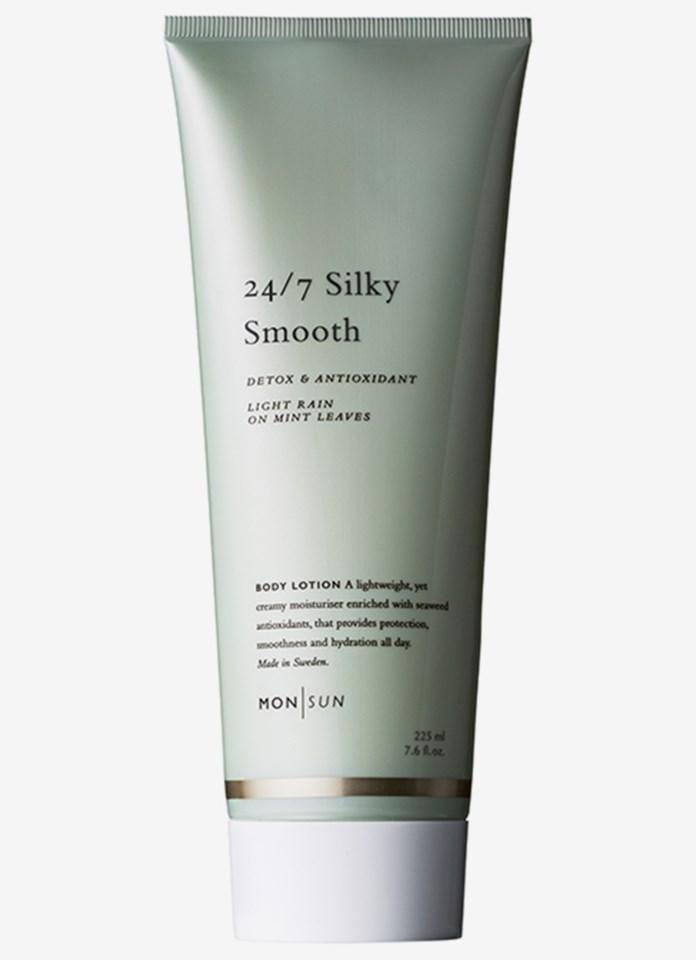 Silky Smooth Detox & Antioxidant Body Lotion 225ml