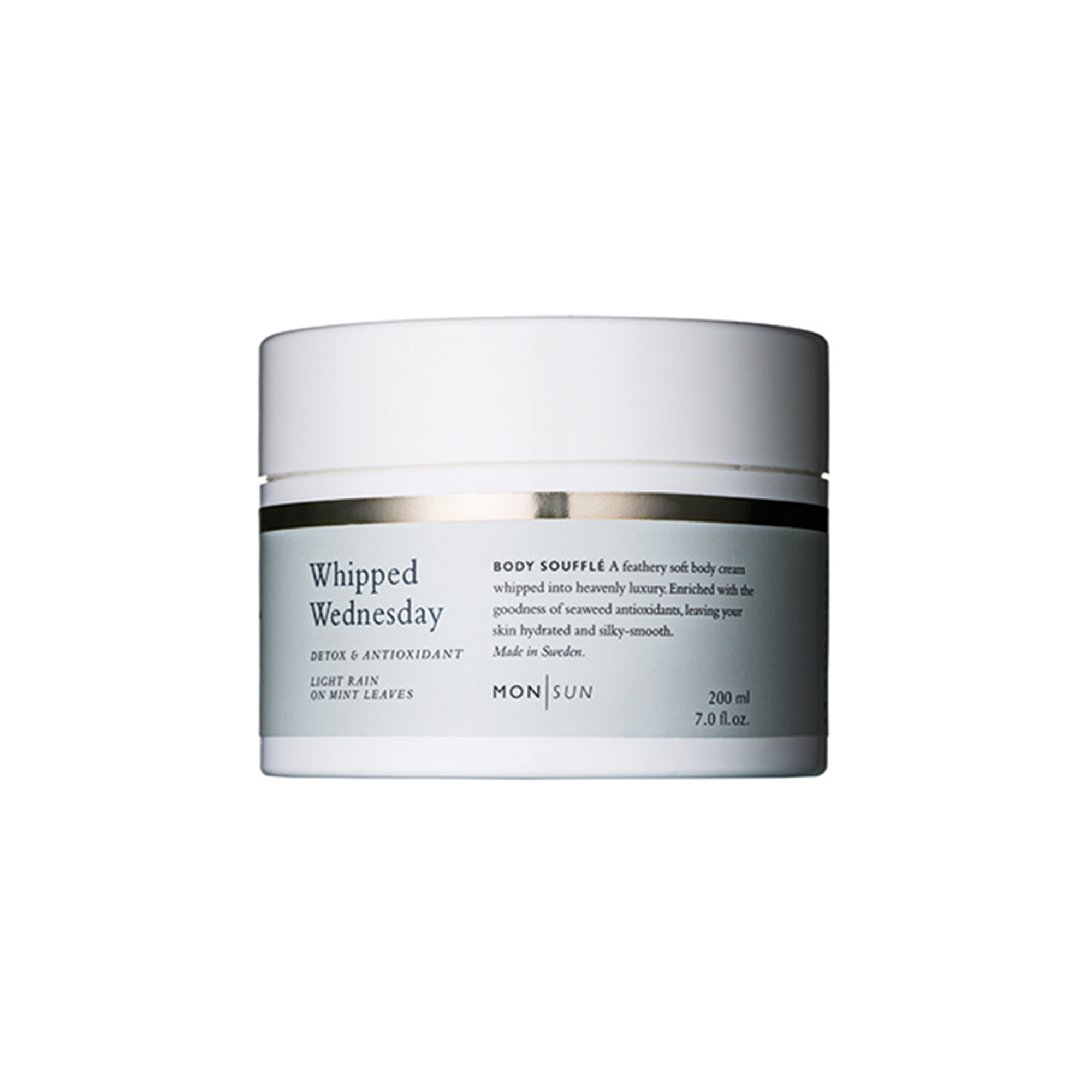 Whipped Wednesday Detox & Antioxidant Body Soufflé 200 ml