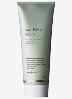 8AM Power-Polish Detox & Antioxidant Exfoliating Shower Gel 225 ml