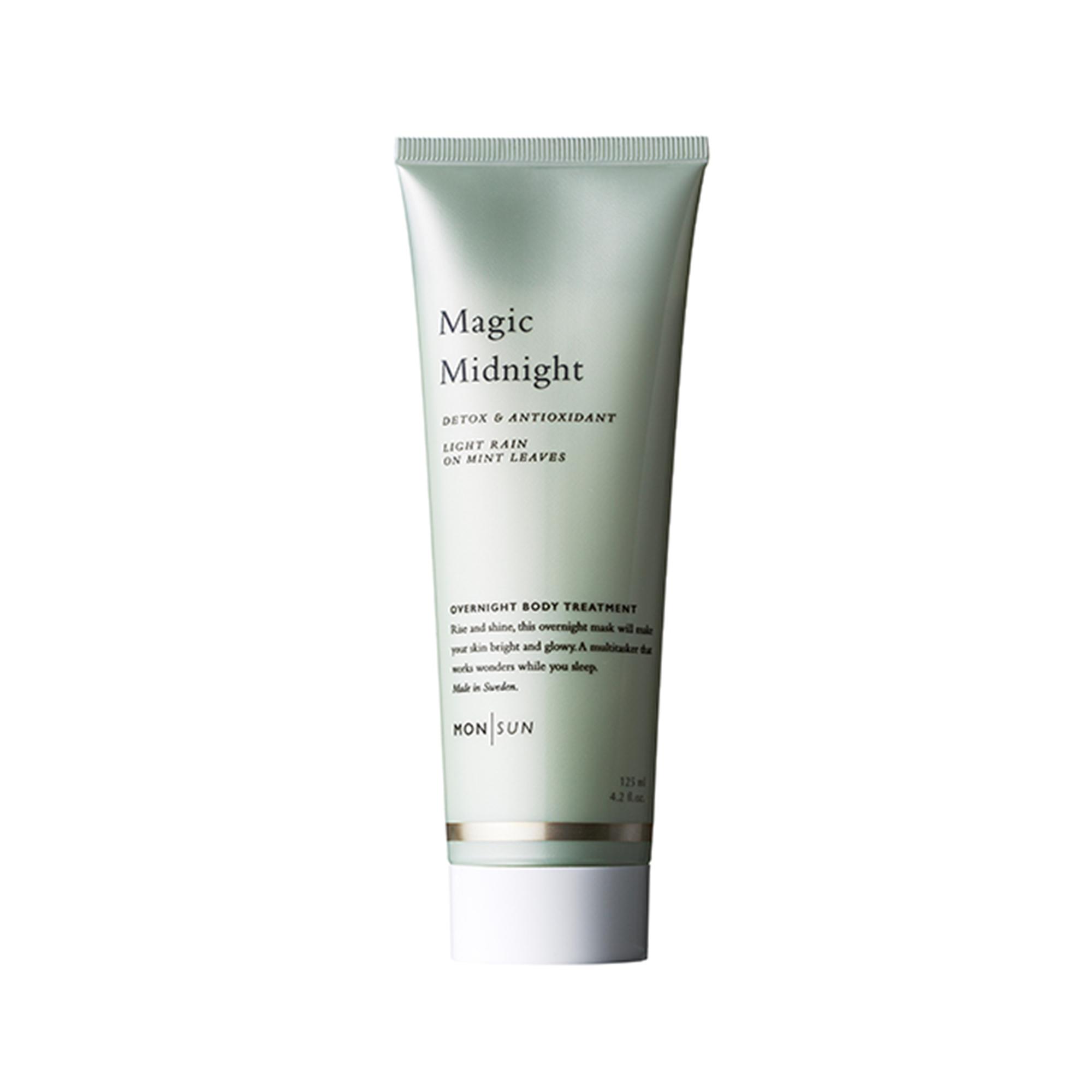 Magic Midnight Detox & Antioxidant Overnight Body Treatment 125ml