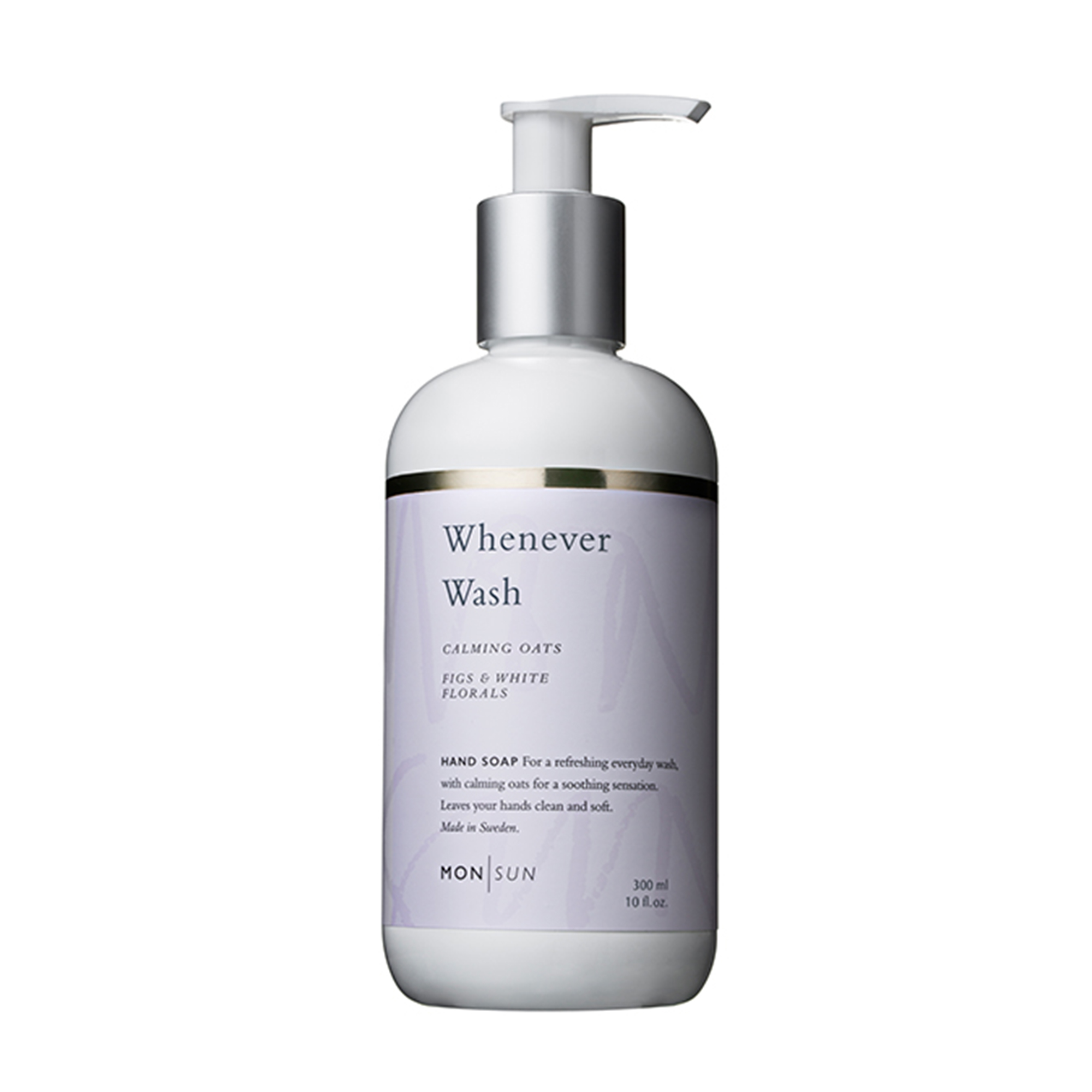 Whenever Wash & Calming Oats Hand Soap 300ml