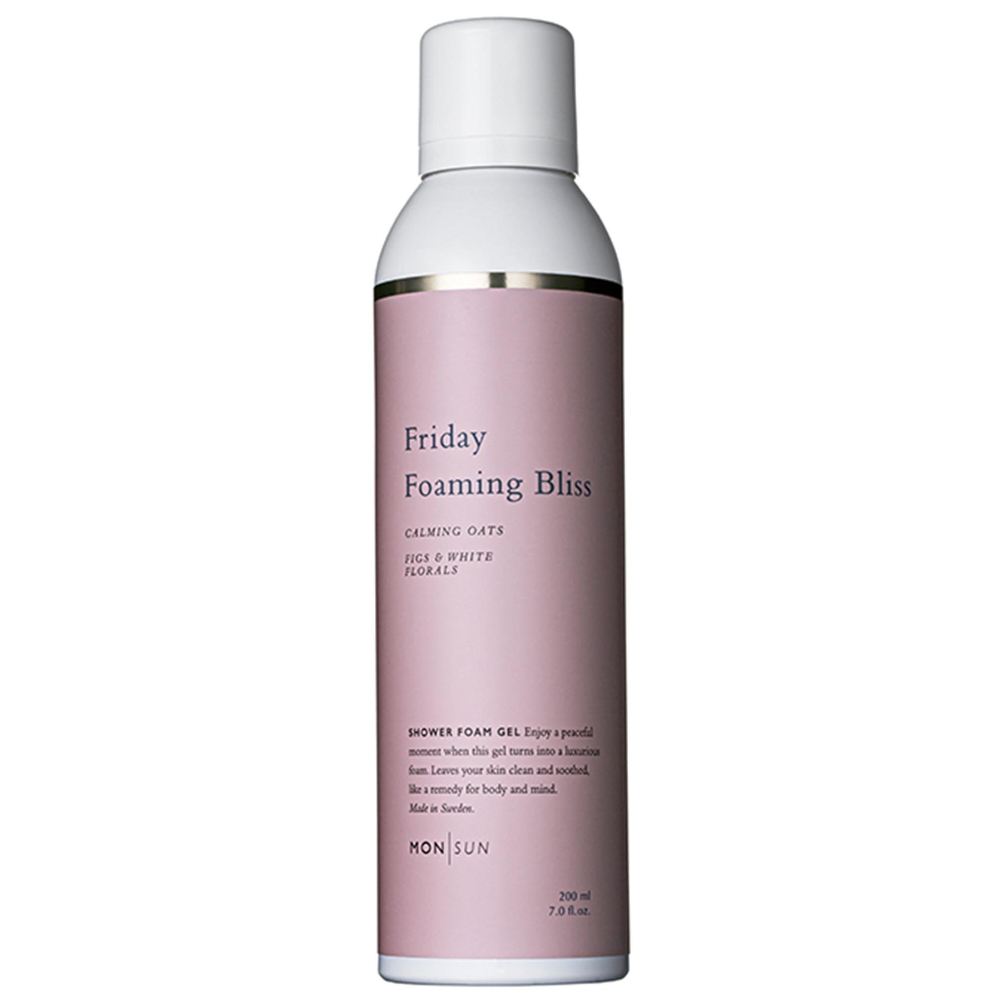 Friday Foaming Bliss Calming Oats Shower Gel 200ml