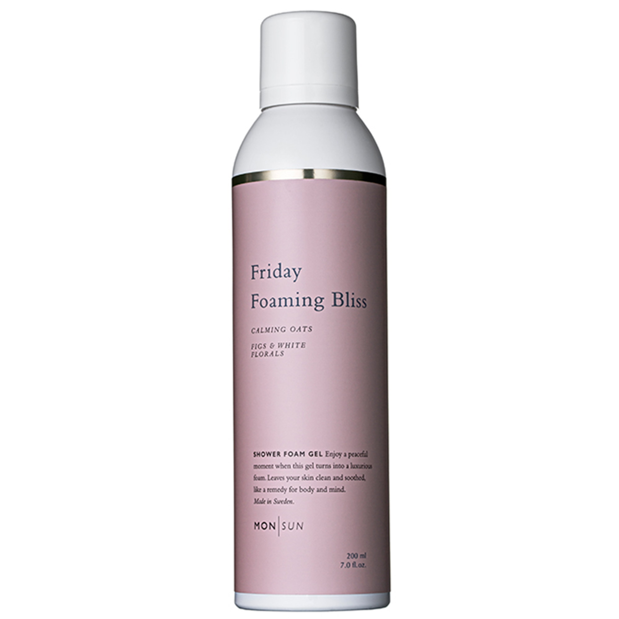 Friday Foaming Bliss Calming Oats Shower Gel 200 ml