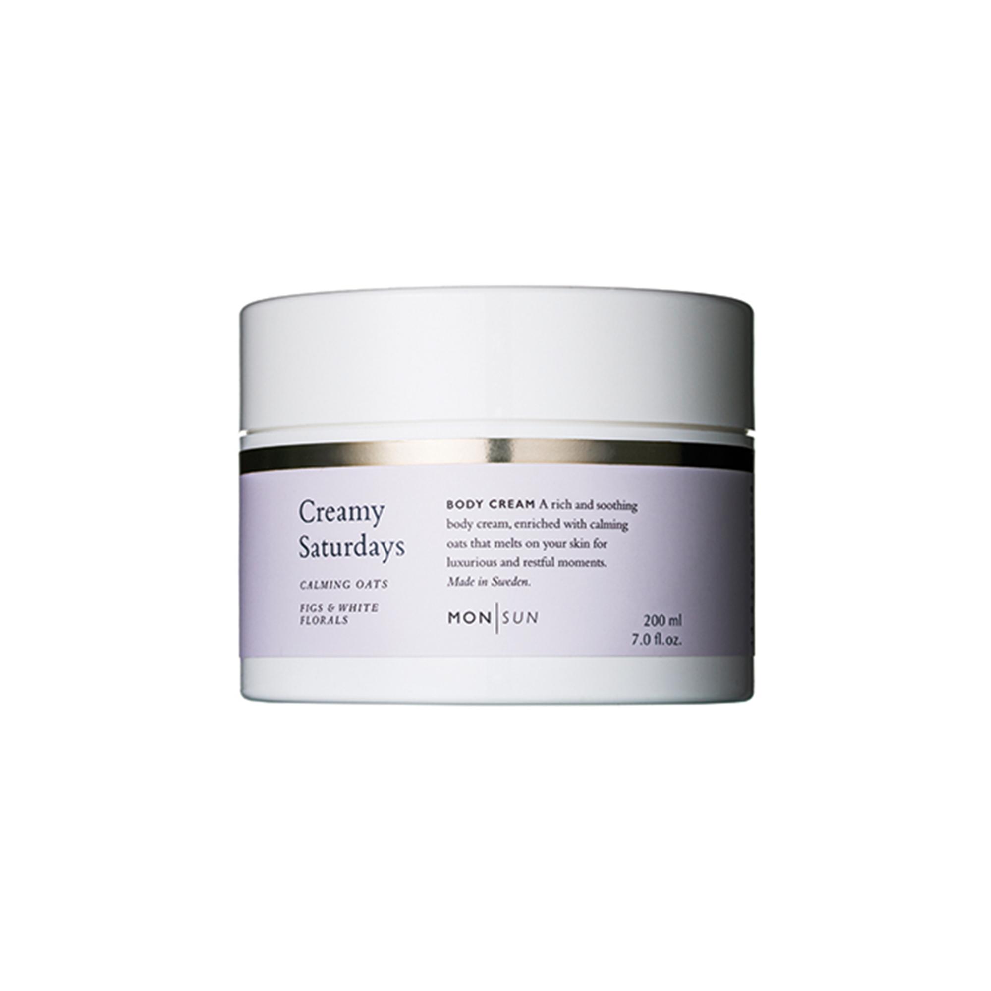 Creamy Saturdays Calming Oats Body Cream 200ml