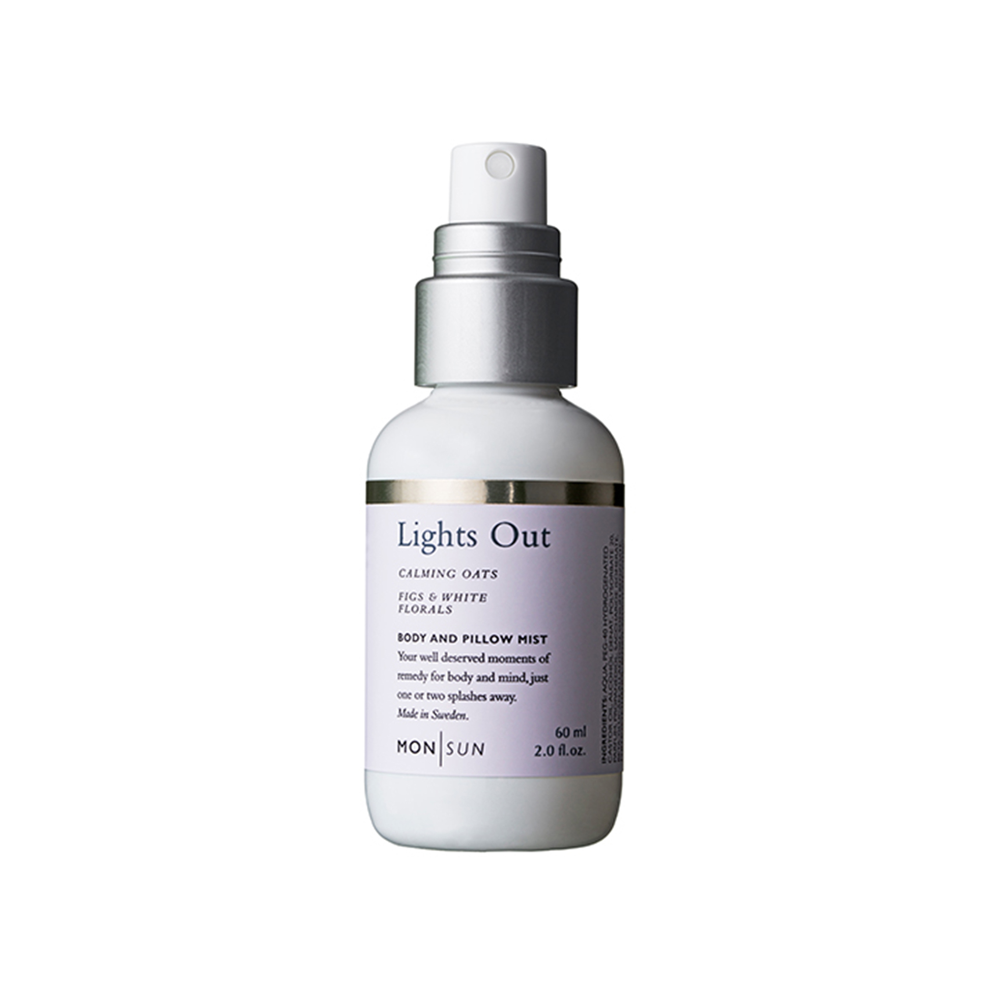 Light Out Calming Oats Body & Pillow Mist