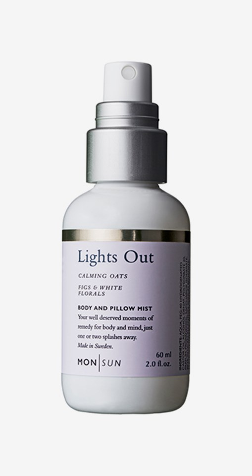 Light Out Calming Oats Body & Pillow Mist 60 ml