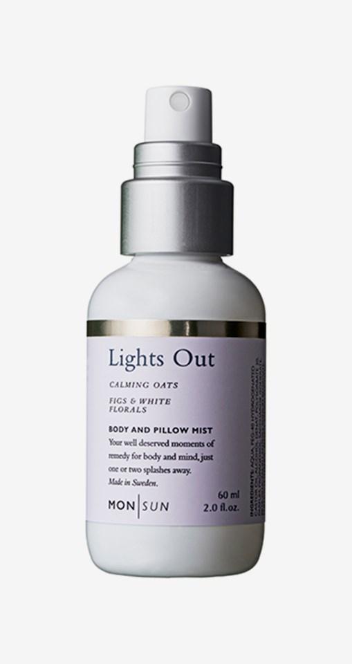 Light Out Calming Oats Body & Pillow Mist 60ml