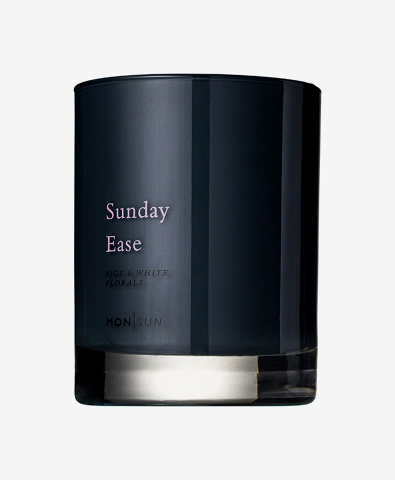 Sunday Ease Calming Oats Scented Candle 210g