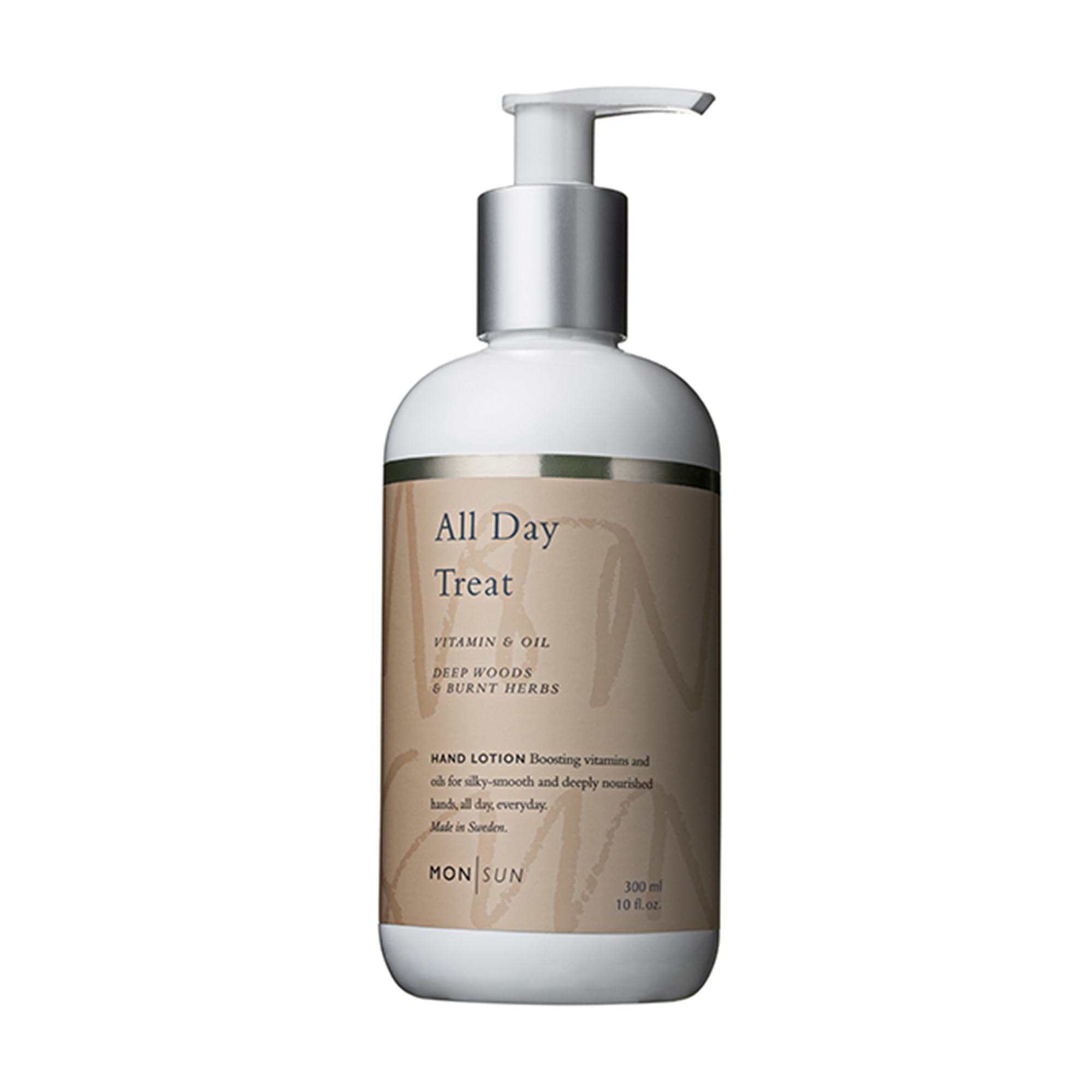 All Day Treat Vitamin & Oil Hand Lotion 300ml