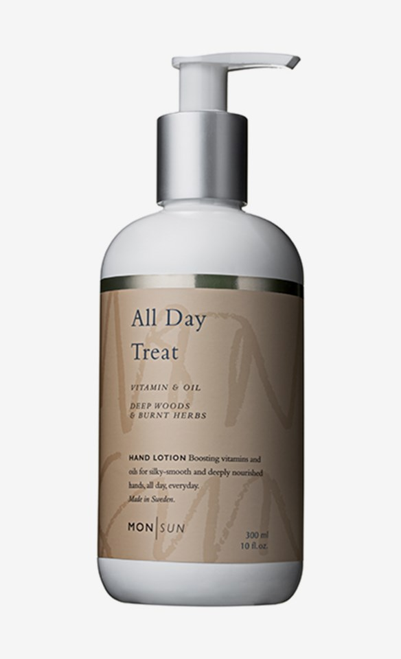 All Day Treat Vitamin & Oil Hand Lotion 300 ml