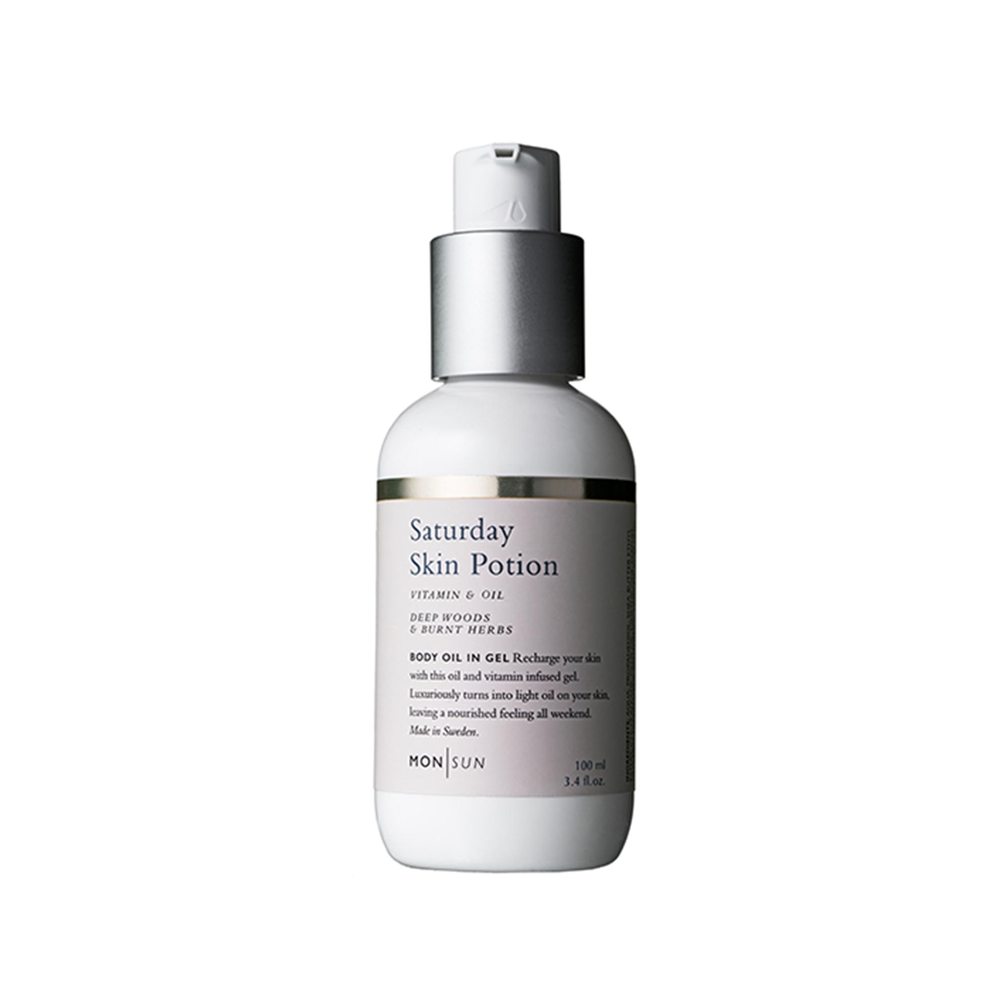 Saturday Skin Potion Vitamin & Oil Body Oil in Gel 100ml