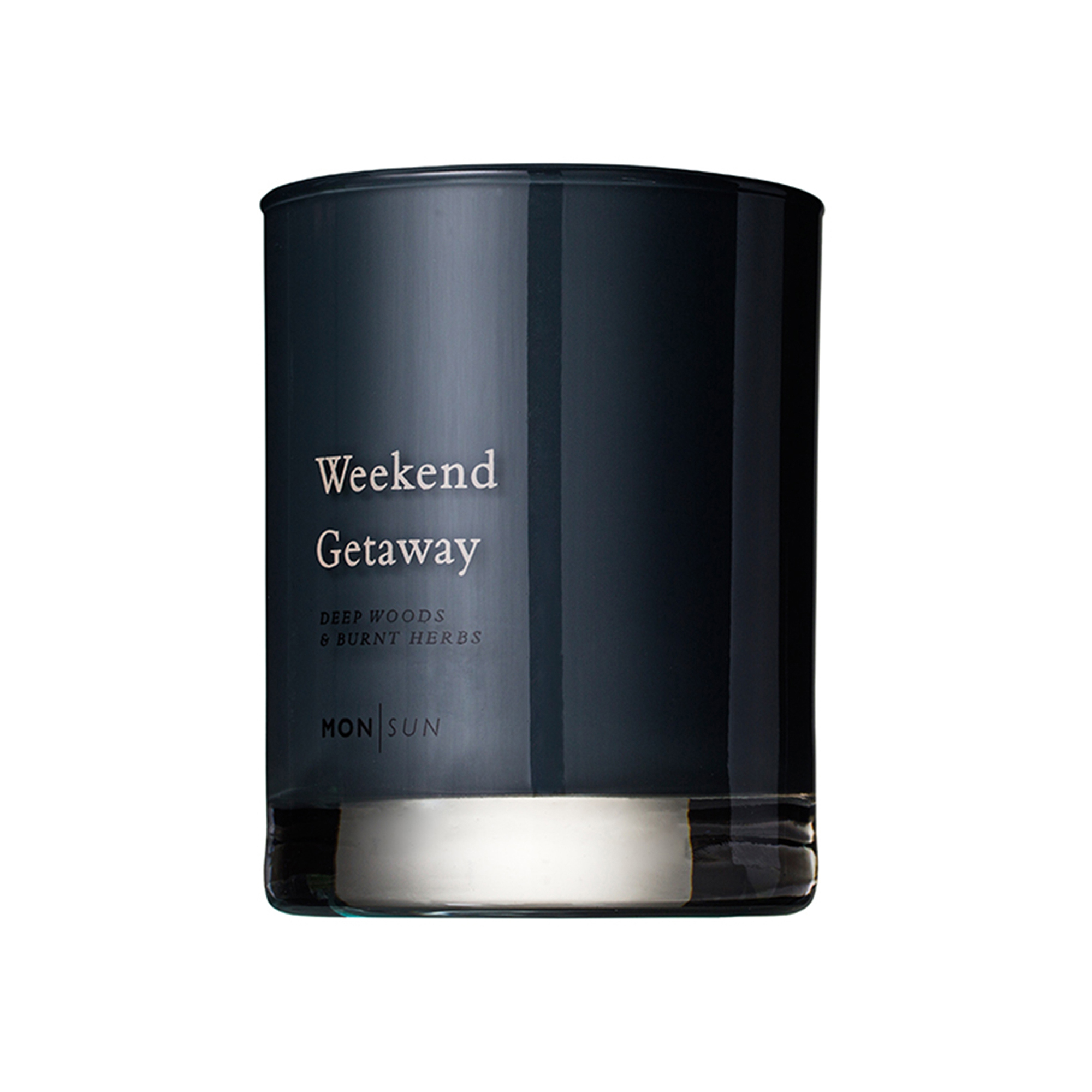 Weekend Getaway Vitamin & Oil Scented Candle