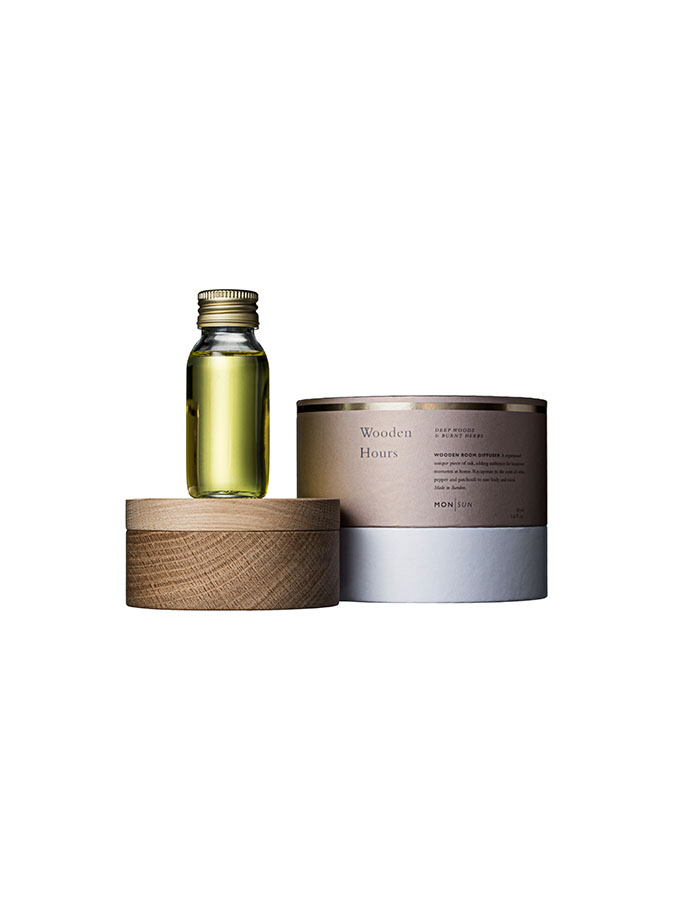 Wooden Hours Vitamin & Oil Room Diffuser 50ml