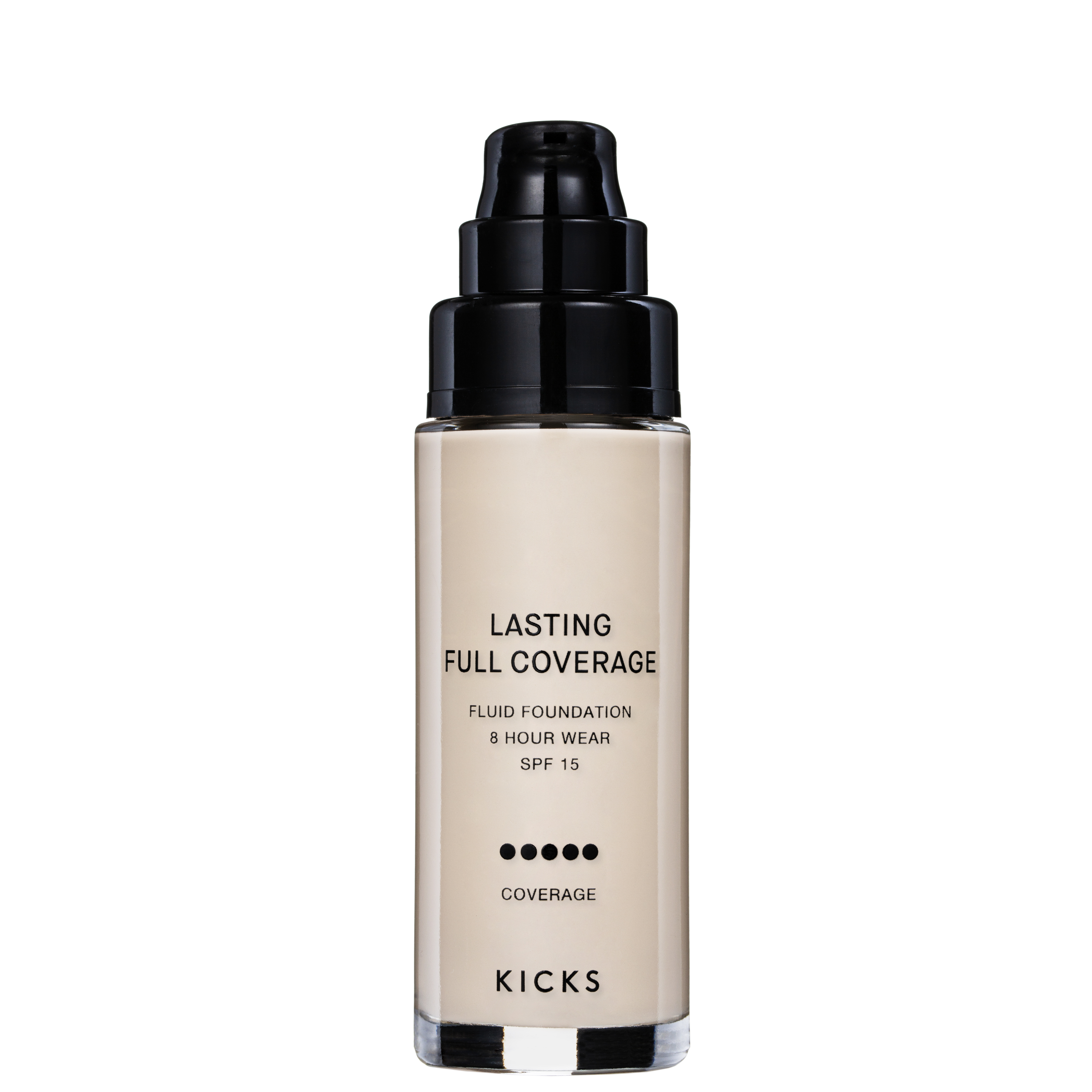 Lasting Full Coverage Foundation 01