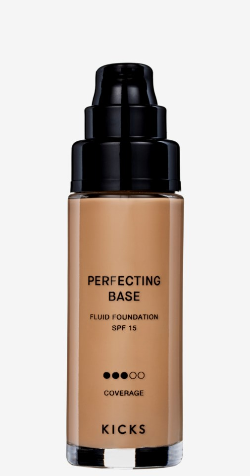 Perfecting Base Foundation 04