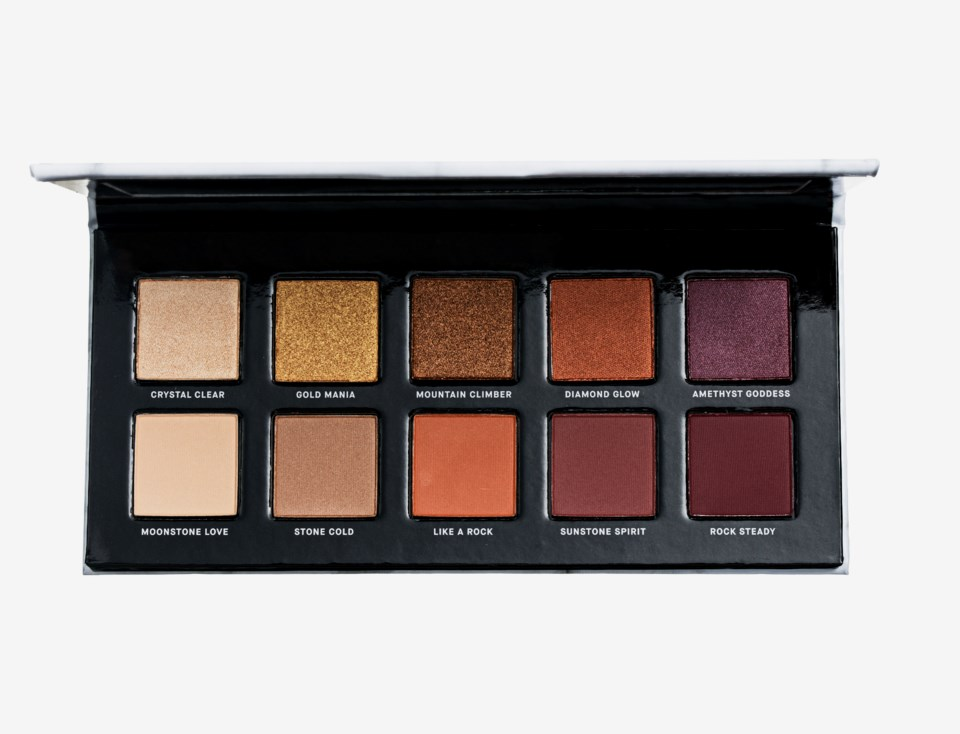 Marble Collection Eyeshadow Palette Limited Edition