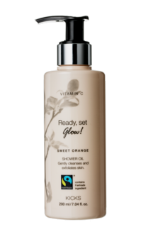 Glow! Shower Oil 200 ml