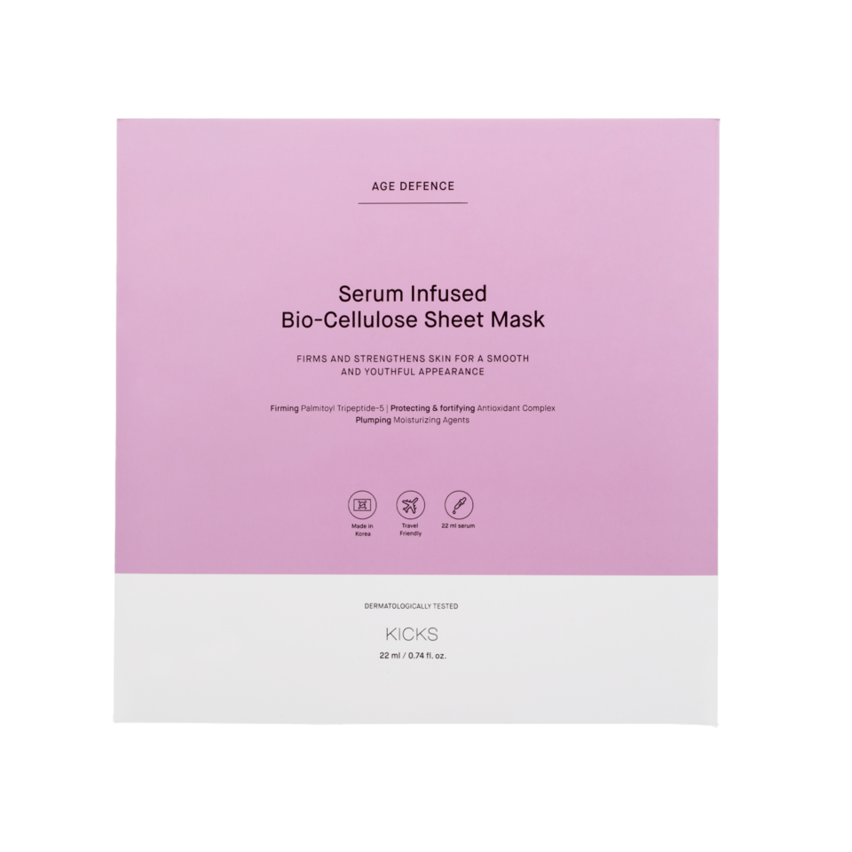 Firming & Plumping Sheet Mask