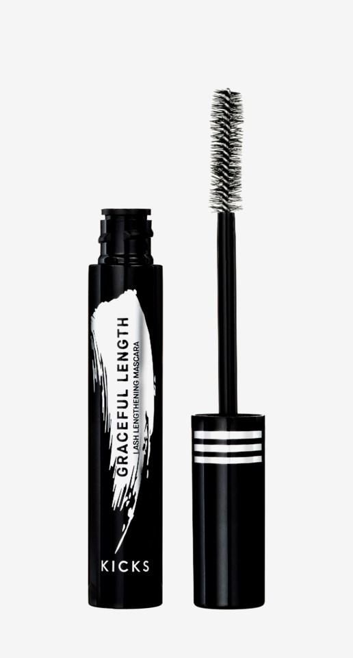 Graceful Length Mascara Black