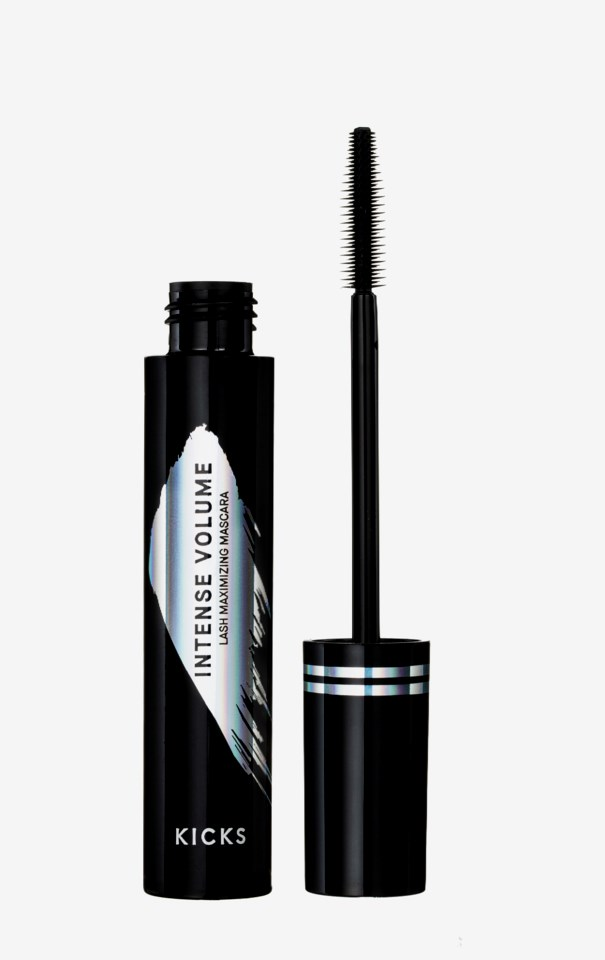 Intense Volume Mascara Black