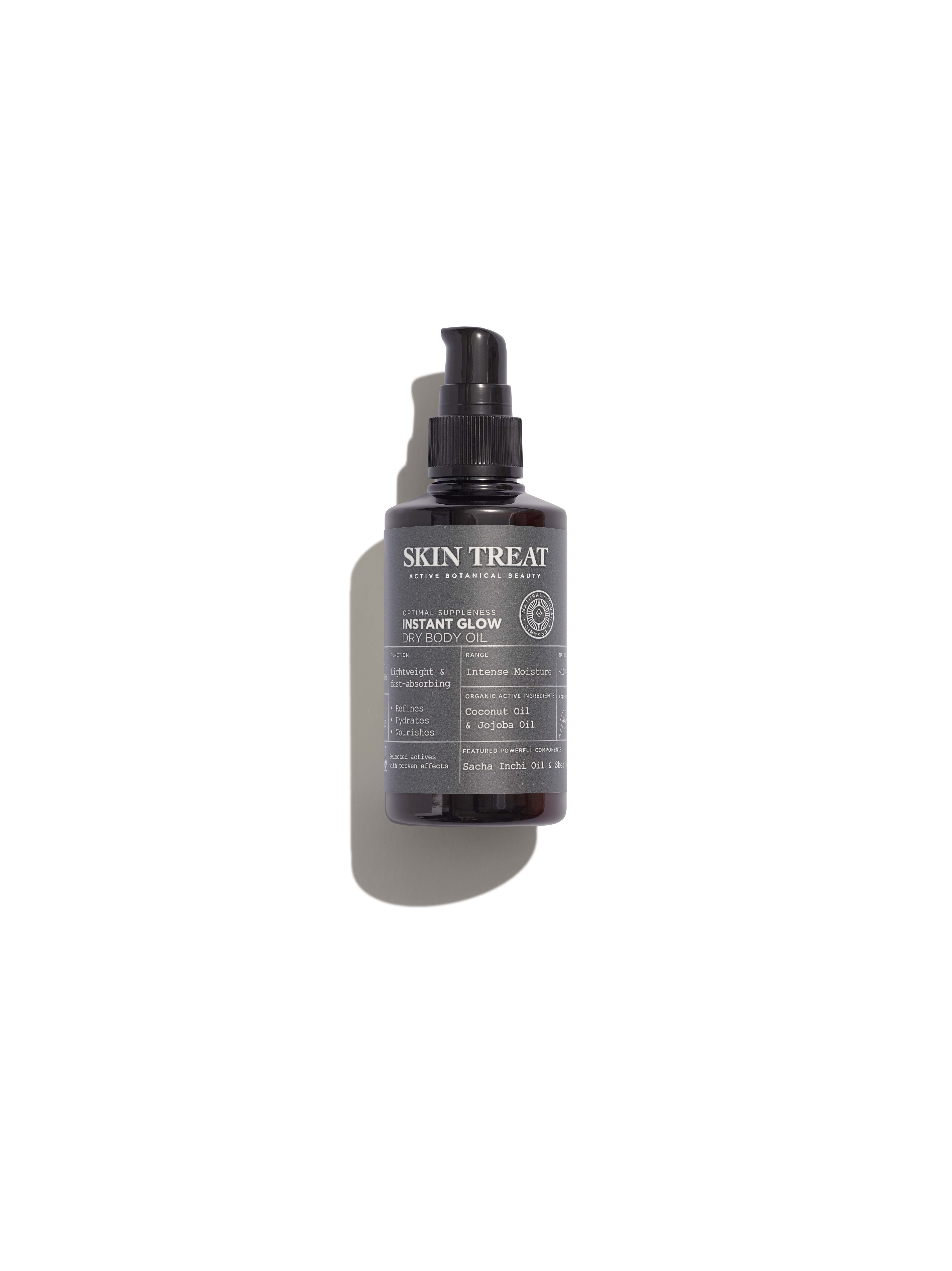 Instant Glow Body Oil
