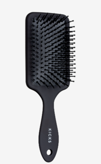 Paddle Brush Matte Black