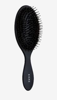 Glow Brush Matte Black