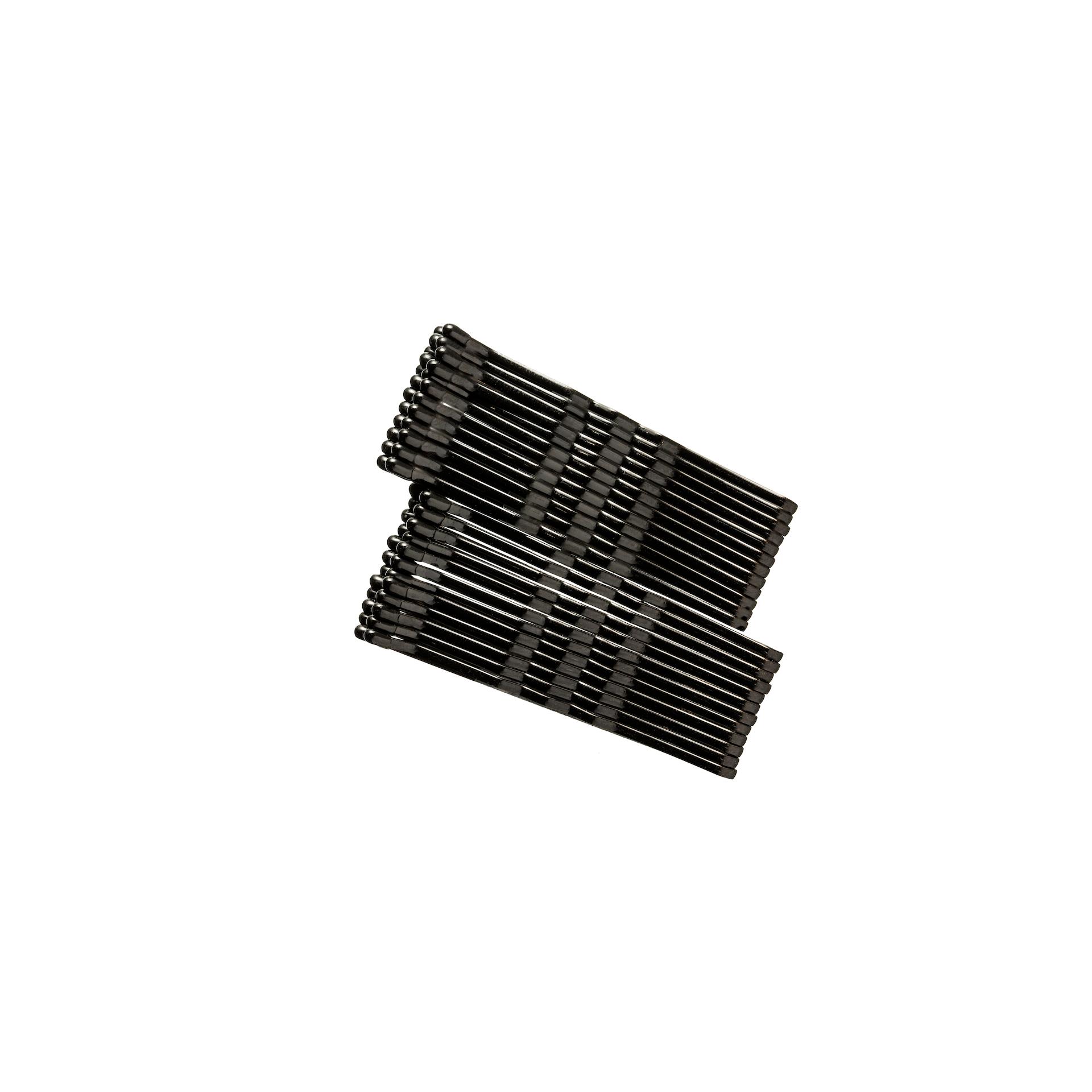 Hair Pin Black 24-pack