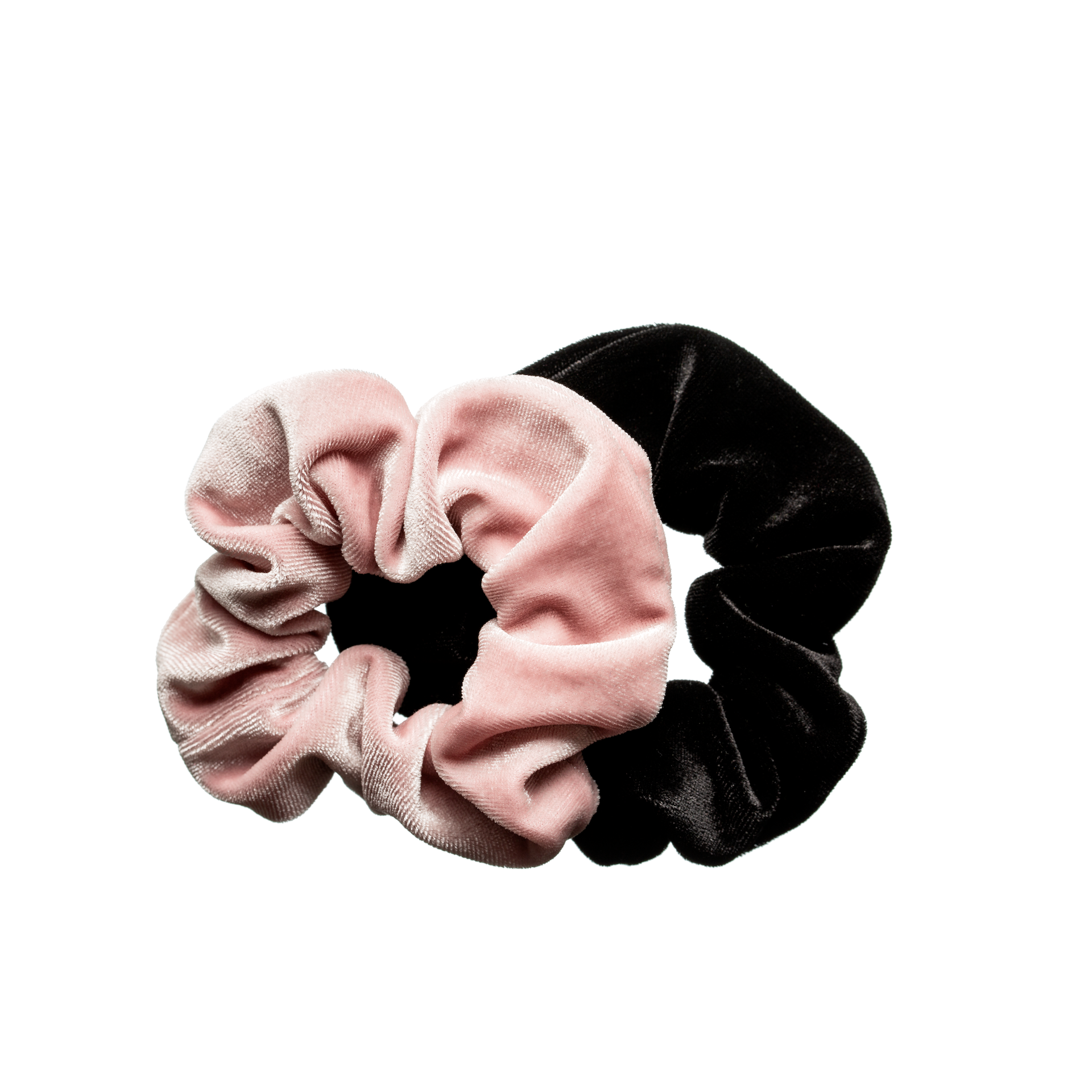 Hair Scrunchie Velvet 2-pack