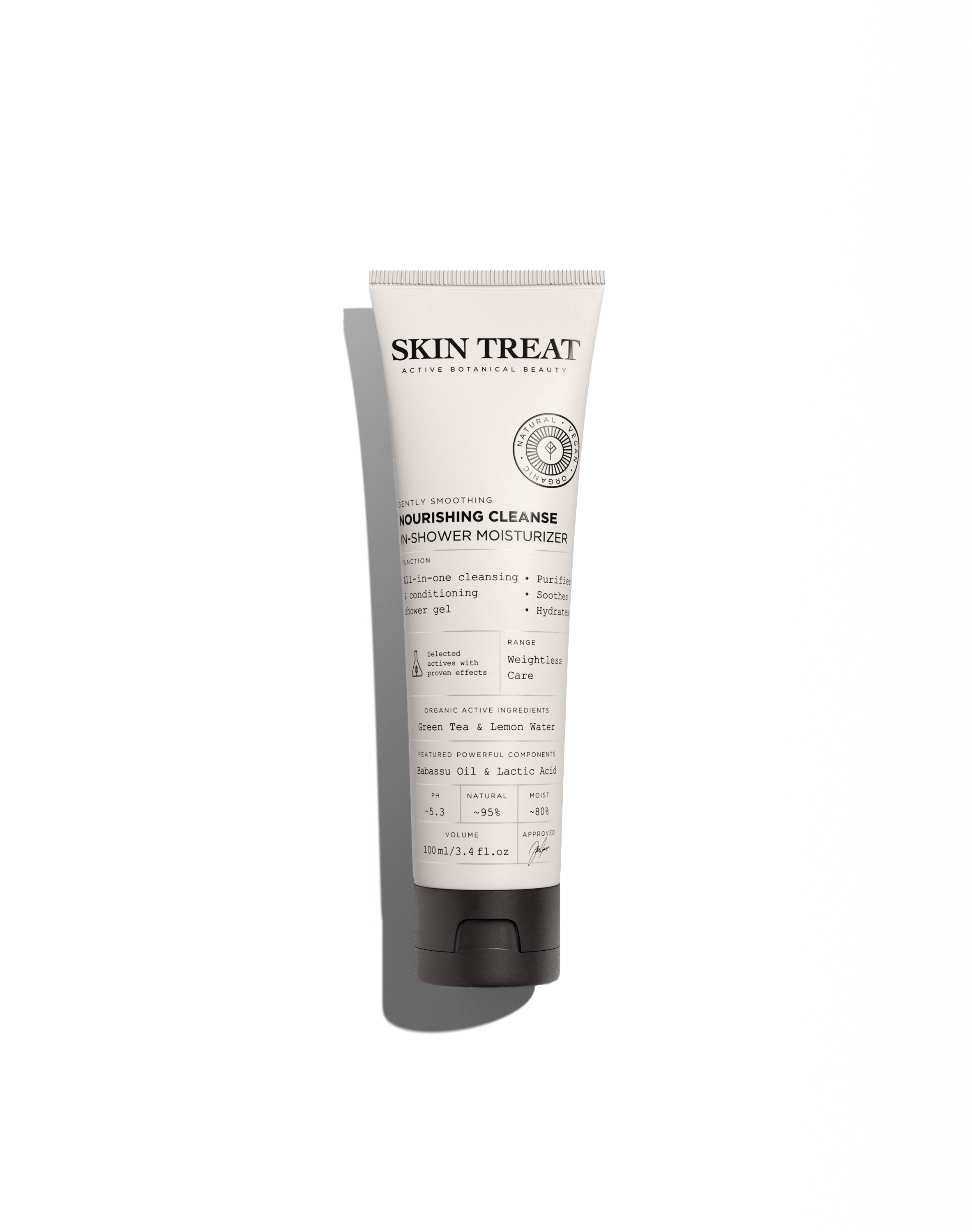Treat In-Shower Moisturizer 100 ml