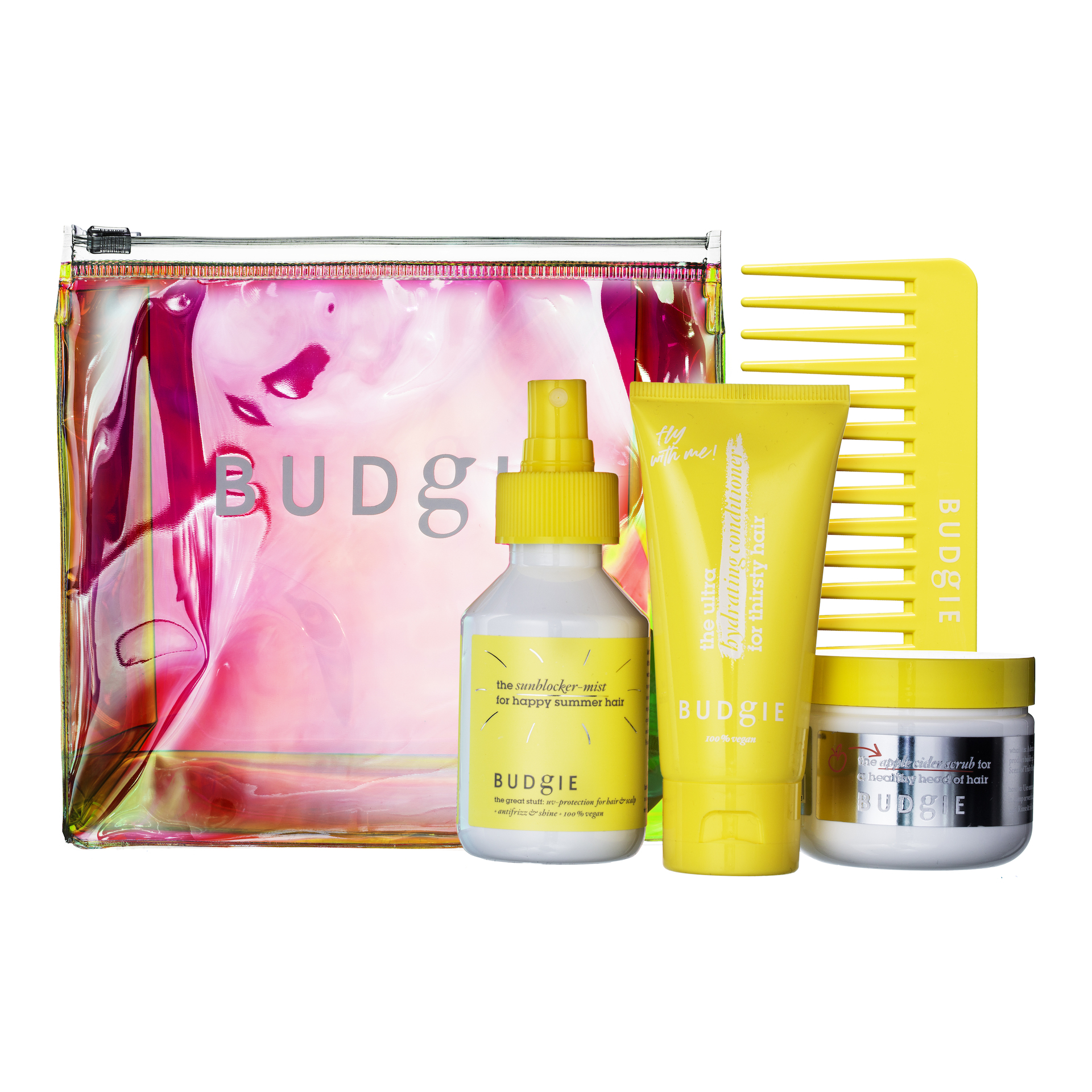 The Essential Summer Kit 60ml, 100ml, 100ml