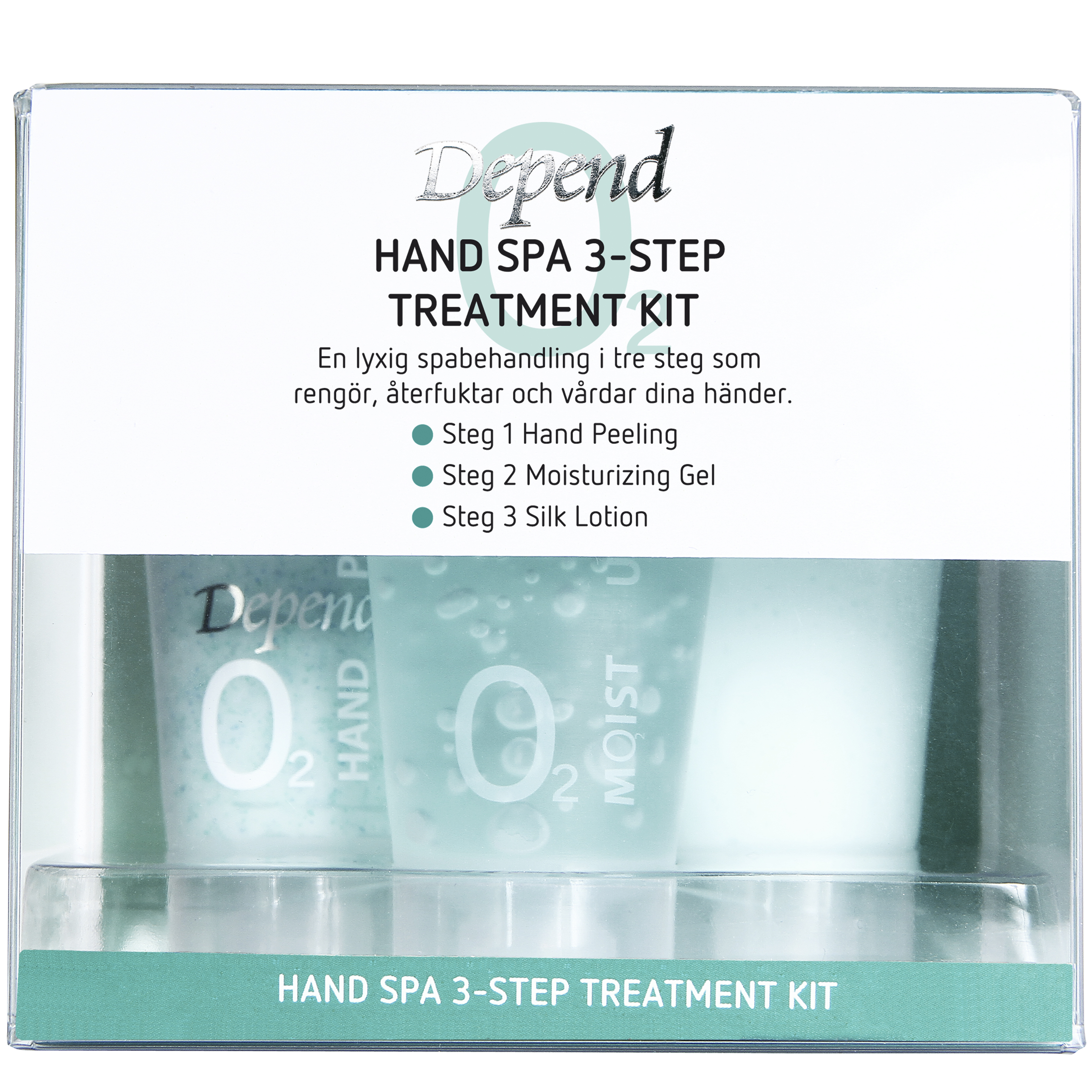 Hand Spa 3 Step Treatment Kit