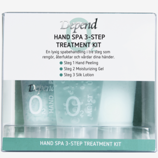 Hand Spa 3 Step Treatment Kit