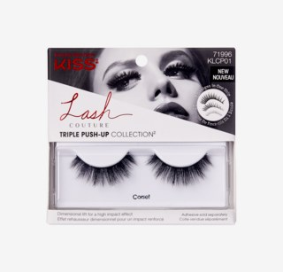 Triple Push Up False Lashes Collection CP01 Corset