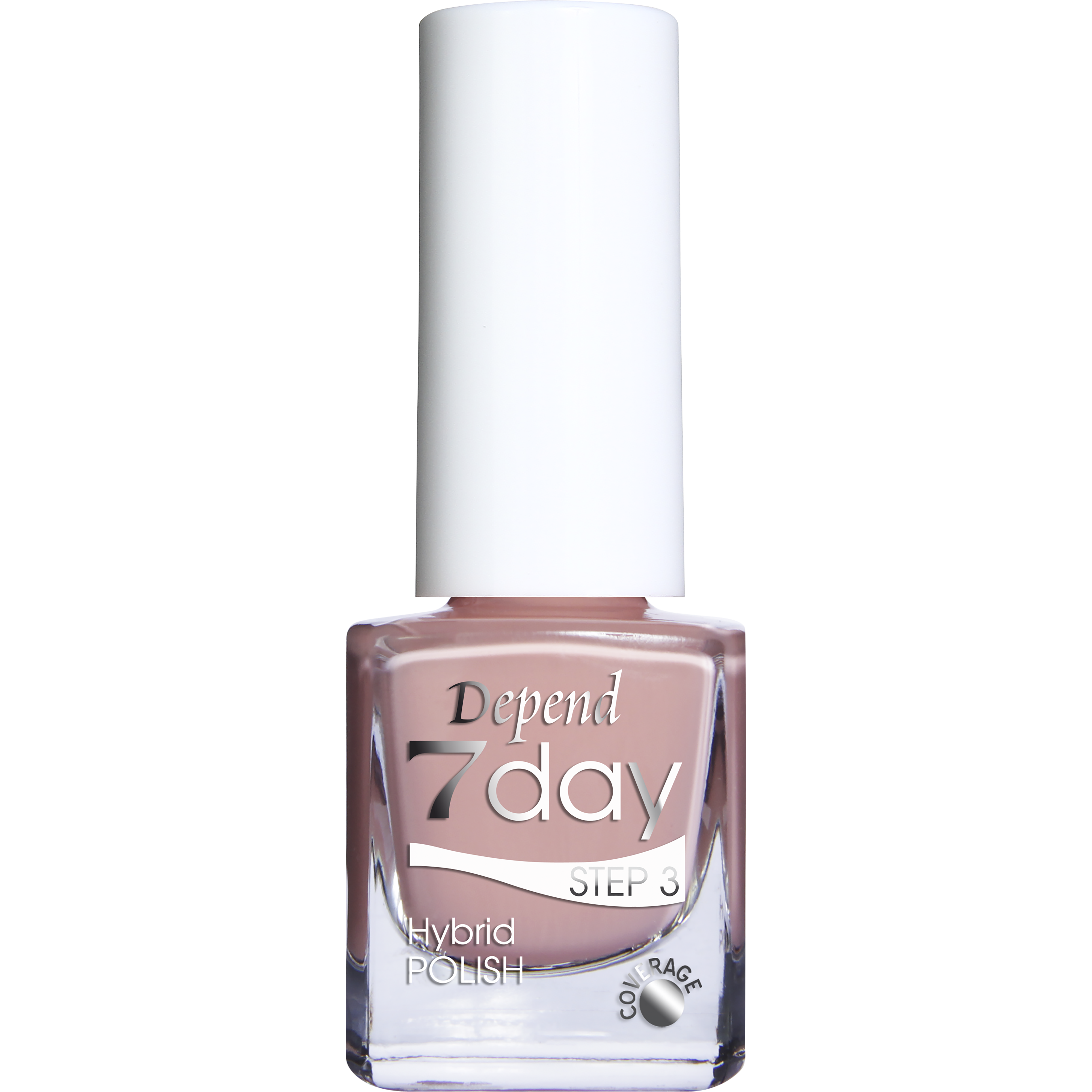 7 Day Nailpolish 7136 Hello Beautiful