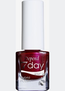 7 Day Hybrid Nail Polish - Winter In Stockholm Collection 70032 OH What Fun