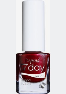 7 Day Hybrid Nail Polish - Winter In Stockholm Collection 70033 Save the Date