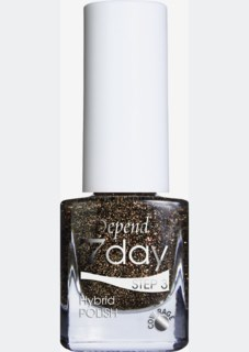 7 Day Hybrid Nailpolish Winter In Stockholm Collection