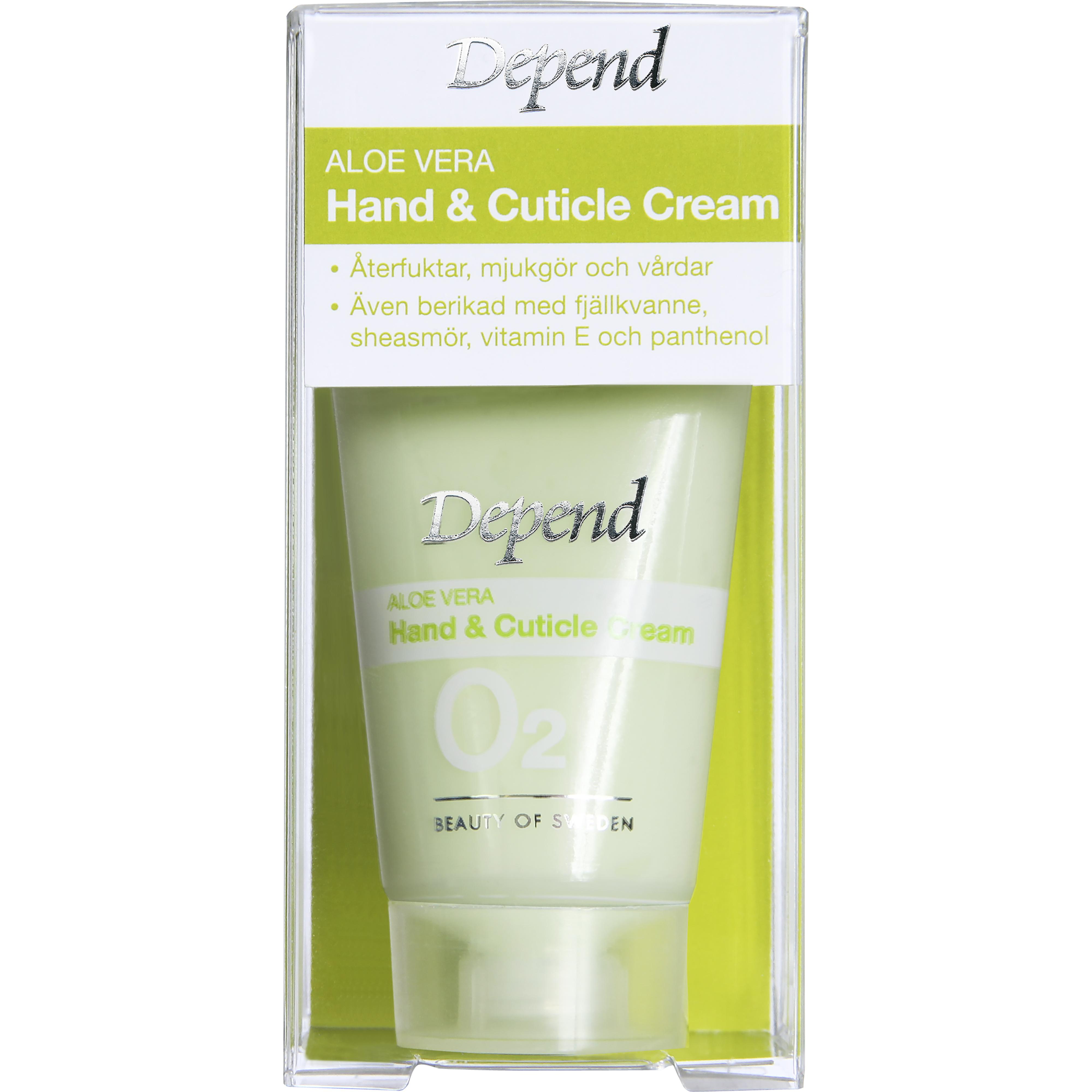 Aloe Vera Hand & Cuticle Cream
