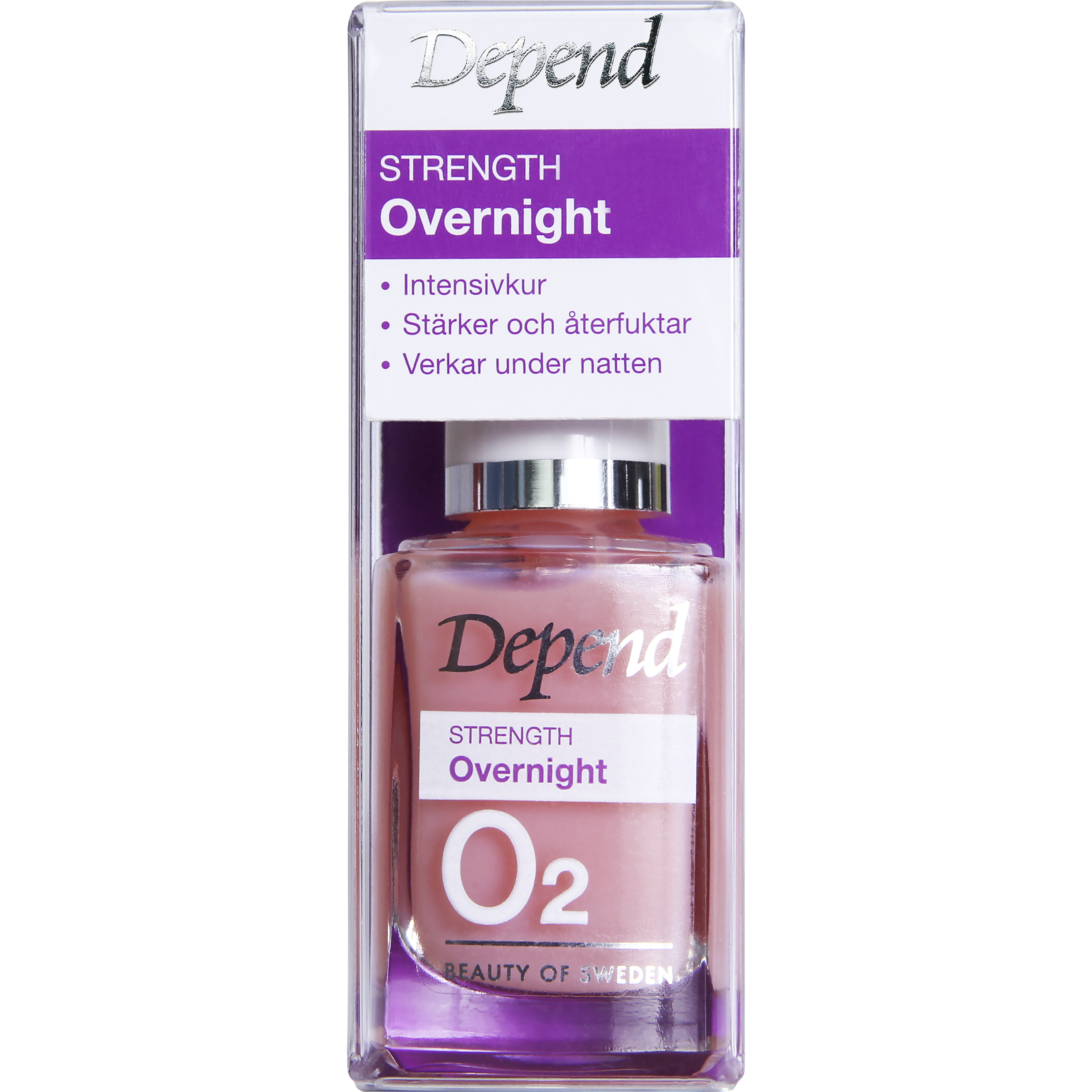 Strength Overnight