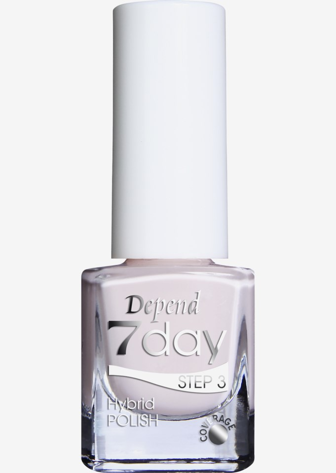7 Day Nailpolish 7179 I'll Be There for You