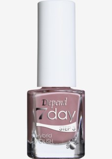 7 Day Hybrid Nail Polish Independent Woman Collection 7200 You go Girl