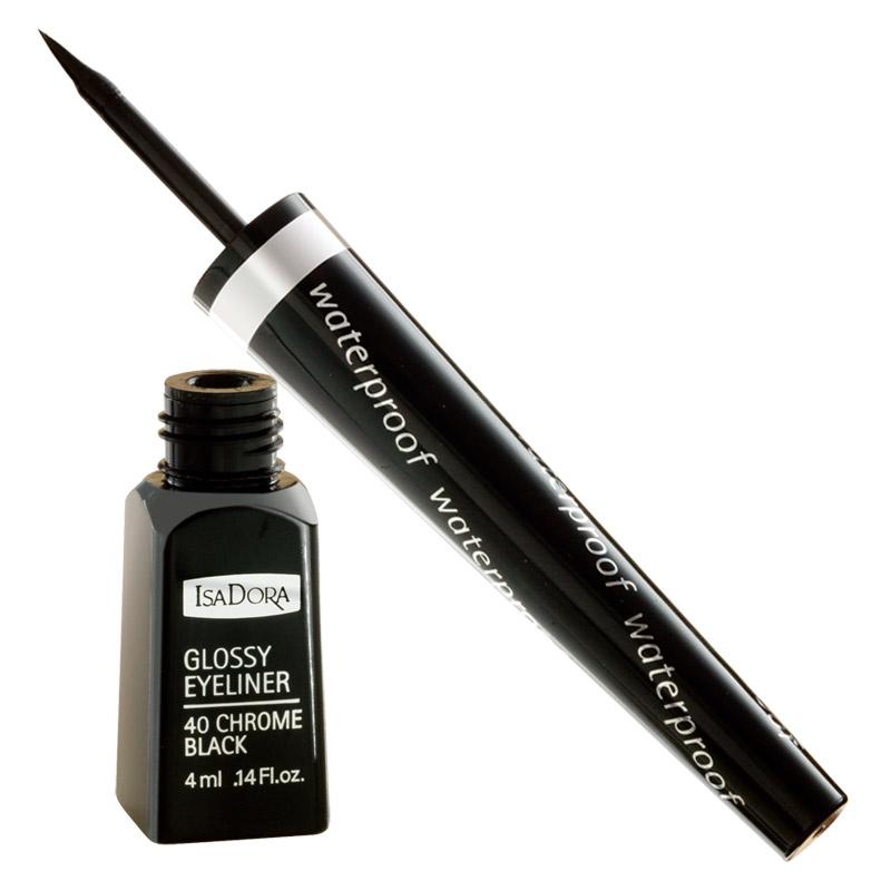 Glossy Eyeliner 40 Chrome Black