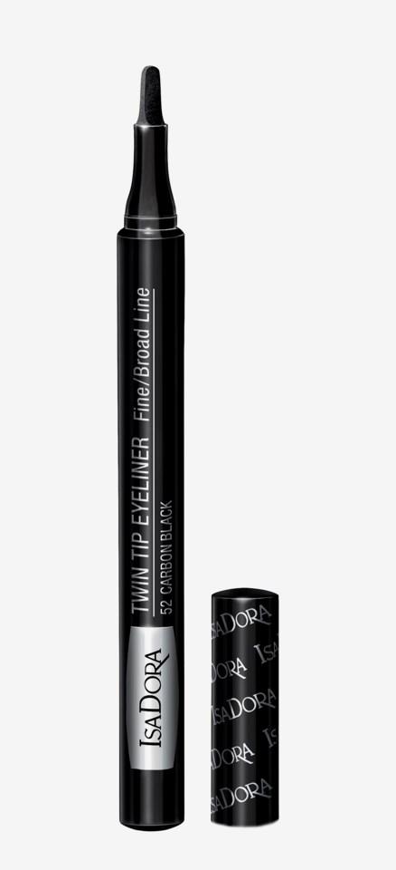 Twin Tip Eyeliner 52 Carbon Black