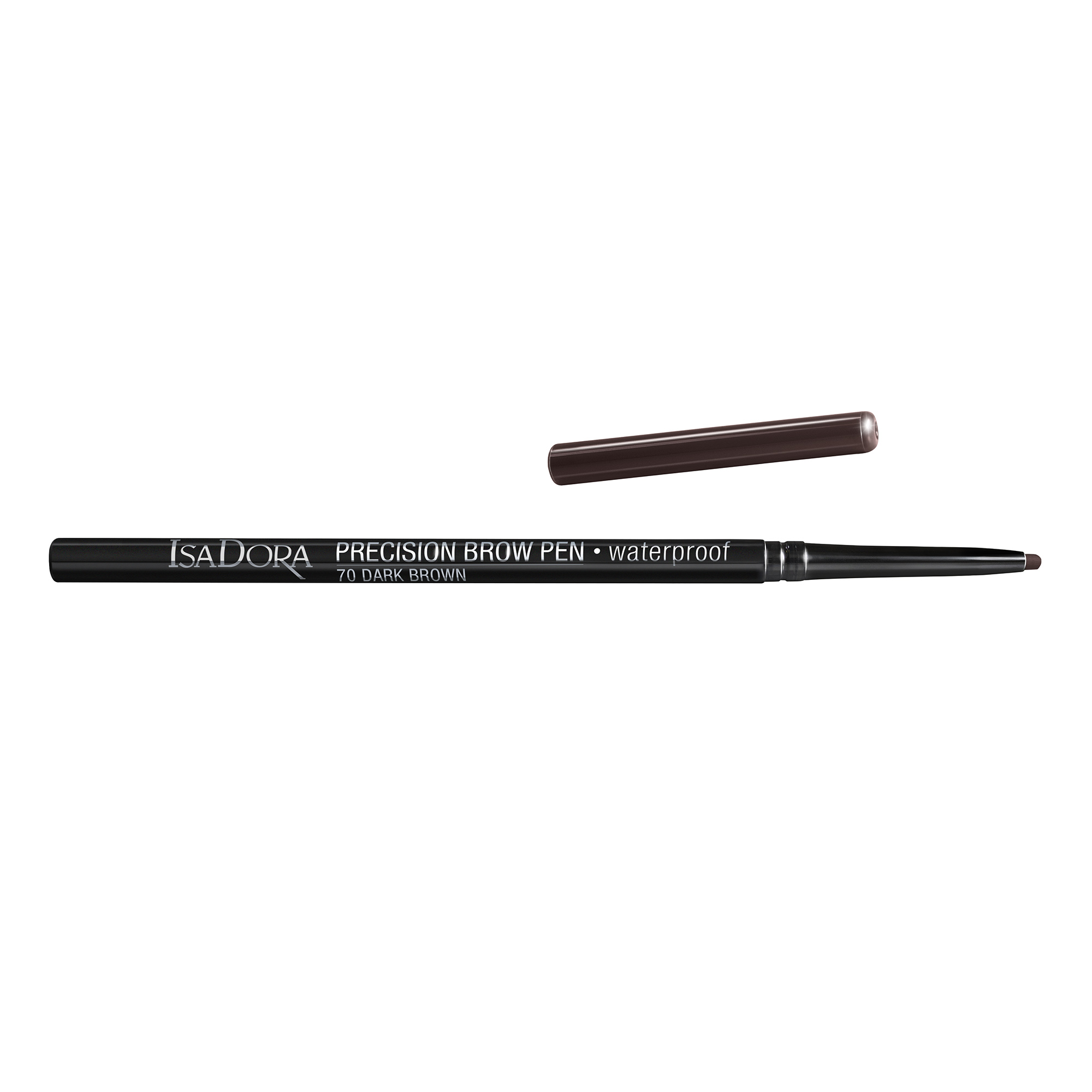 Precision Brow Pen Waterproof Dark Brown