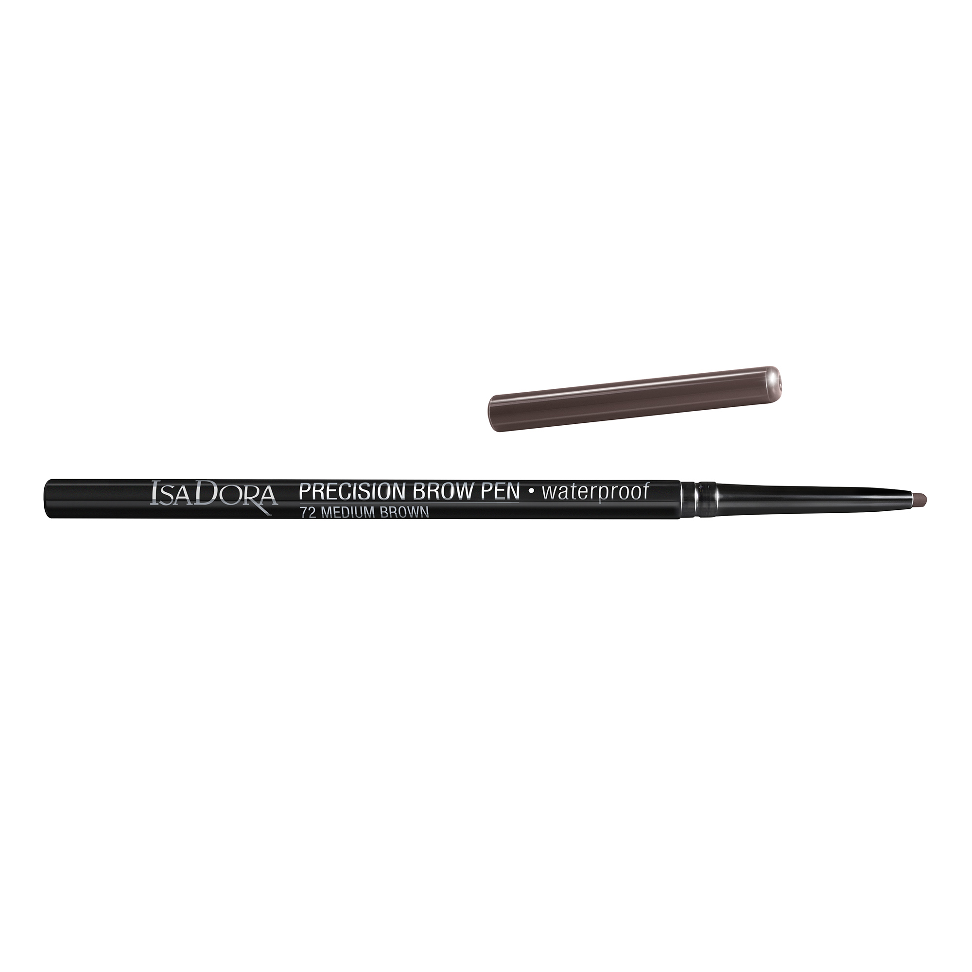 Precision Brow Pen Waterproof Medium Brown