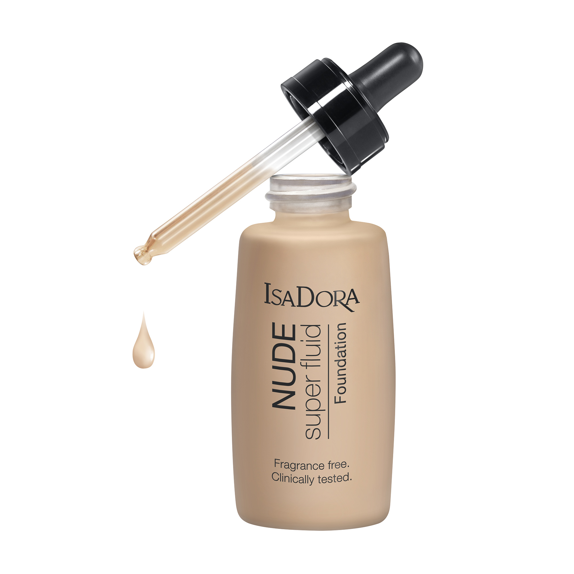 Nude Super Fluid Foundation 12 Sand