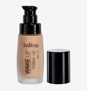 Wake Up Make Up Foundation SPF 20 04 Warm Beige