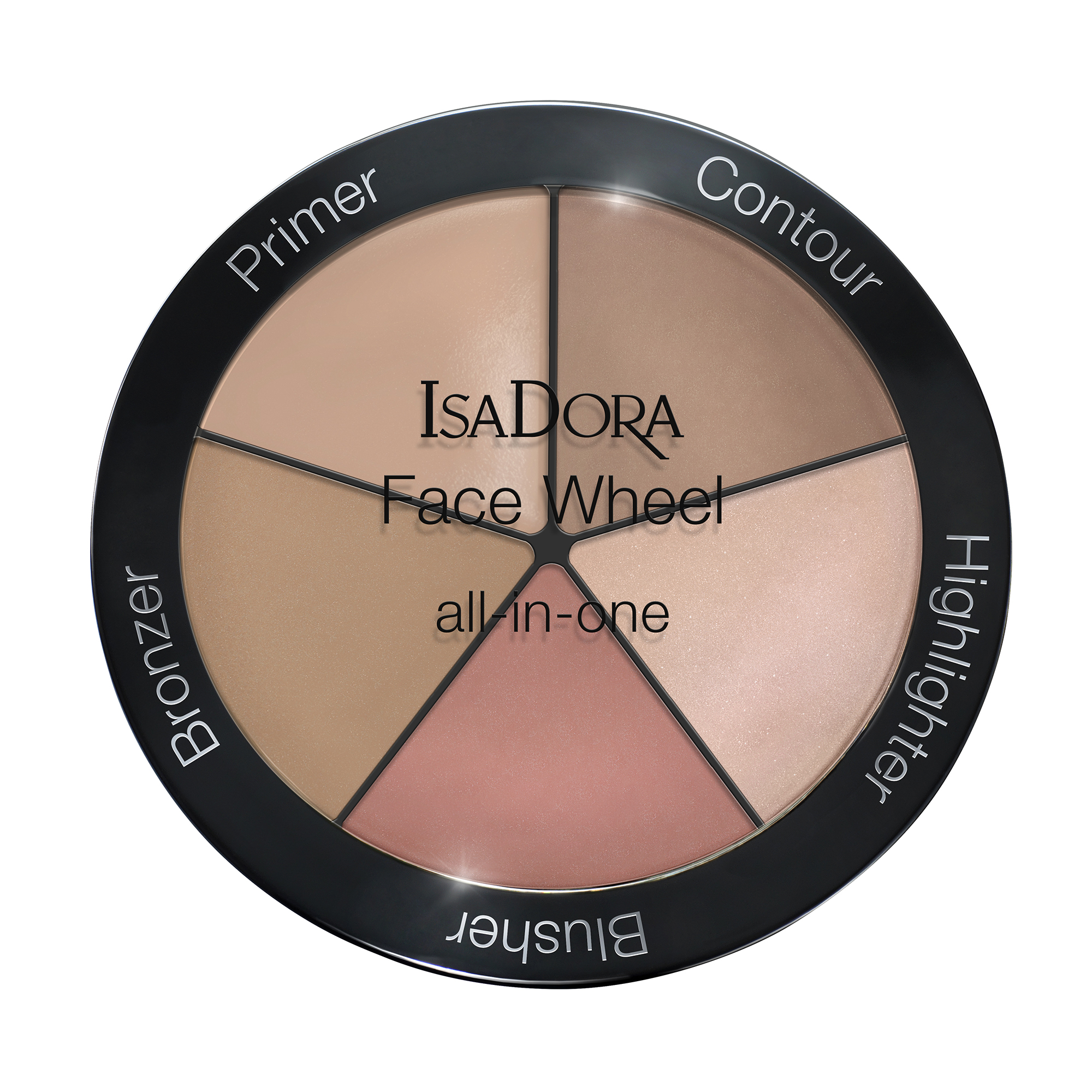 Face Wheel All-In-One Palette