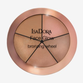 Face Glow Bronzing Wheel Highlighter 52 Beach Glow